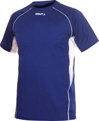 Футболка Craft Track and Field мужская синяя