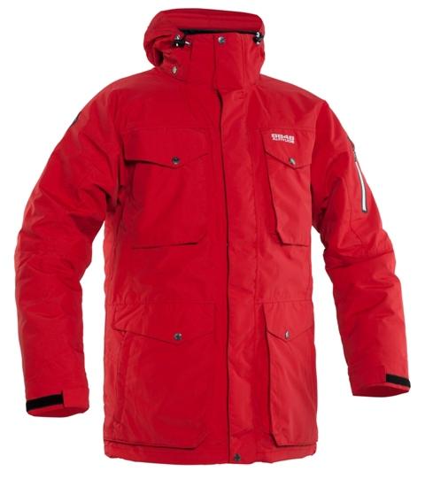Парка 8848 Altitude ST BERNHARD мужская ATOMIC RED