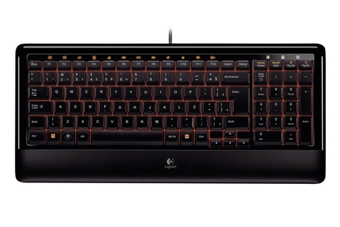 LOGITECH K300 Compact Keyboard (ukr)