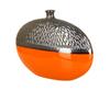 Элитная ваза декоративная Copperfield оранжевая от Sporvil