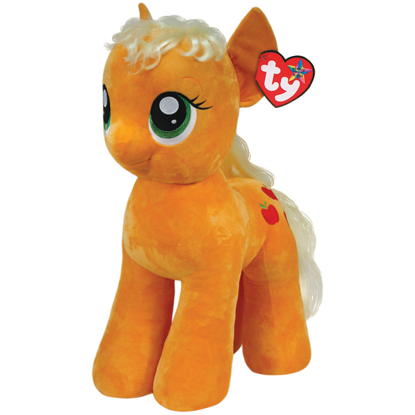 Мягкая игрушка My Little Pony Apple Jack 90213 TY