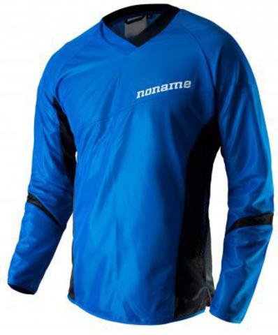 Рубашка Noname Tyfos 13, blue/black