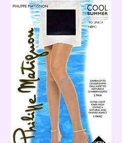 Гольфы Philippe Matignon Cool Summer (2 П.) 8