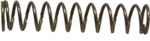 Пружина воздушного клапана для аэрографа JAS