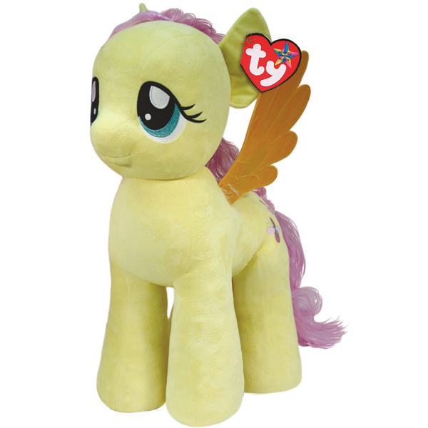 90214 My Little Pony Fluttershy TY Мягкая игрушка
