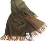 Плед 130х180 Garda Olive от Glen Saxon