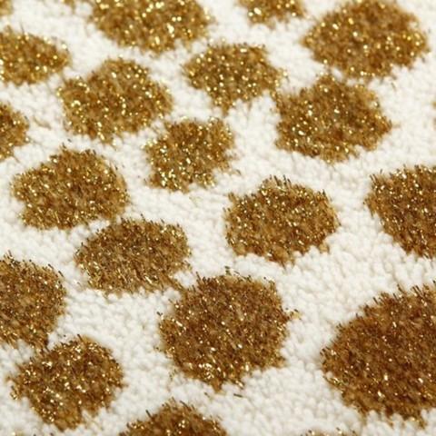 Элитный коврик для ванной Dolce 800 золото от Abyss & Habidecor