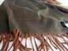 Элитный плед кашемировый Garda Olive от Glen Saxon