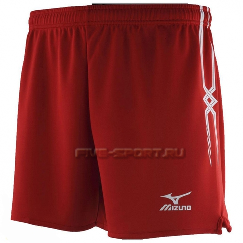 Mizuno Premium Short Шорты волейбольные red