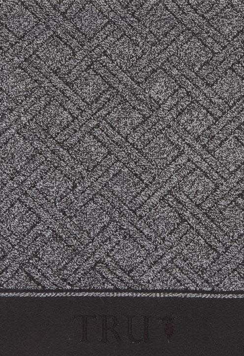Халаты Халат махровый Trussardi Stir серый komplekt-mahrovih-polotenets-stir-ot-trussardi-uzor.jpg