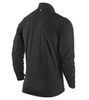 Мужская беговая футболка Nike Element 1/2 Zip LS (504606 010) фото