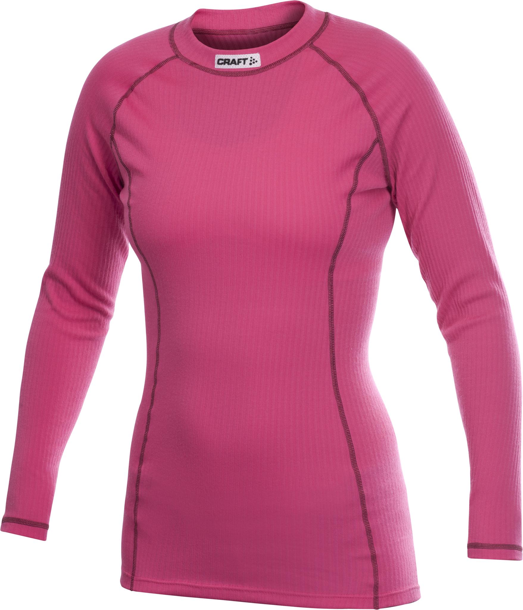 Термобелье Рубашка Craft Active женская pink