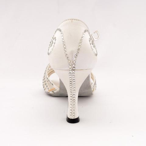 Туфли для танцев со стразами, арт. S739w7