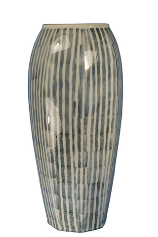 Элитная ваза декоративная Blue and White Porcelain от S. Bernardo