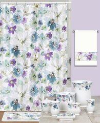 Набор из 12 крючков для шторки Bouquet от Creative Bath