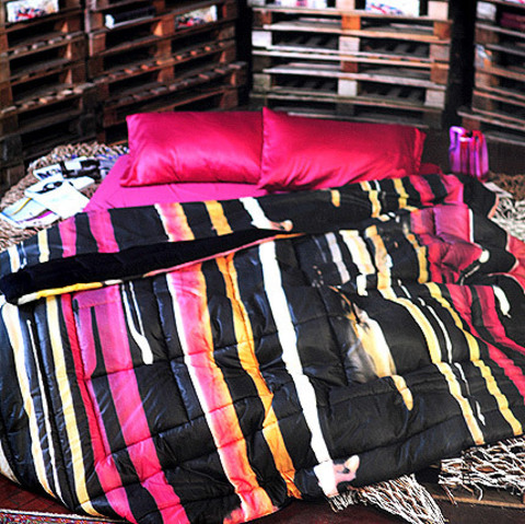 Постельное белье 1.5 спальное Besana Brush