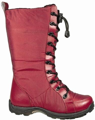 Cапоги Chicago Dark Red ladies (Baffin)