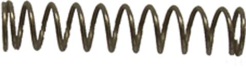 Возвратная пружина иглы для аэрографов JAS