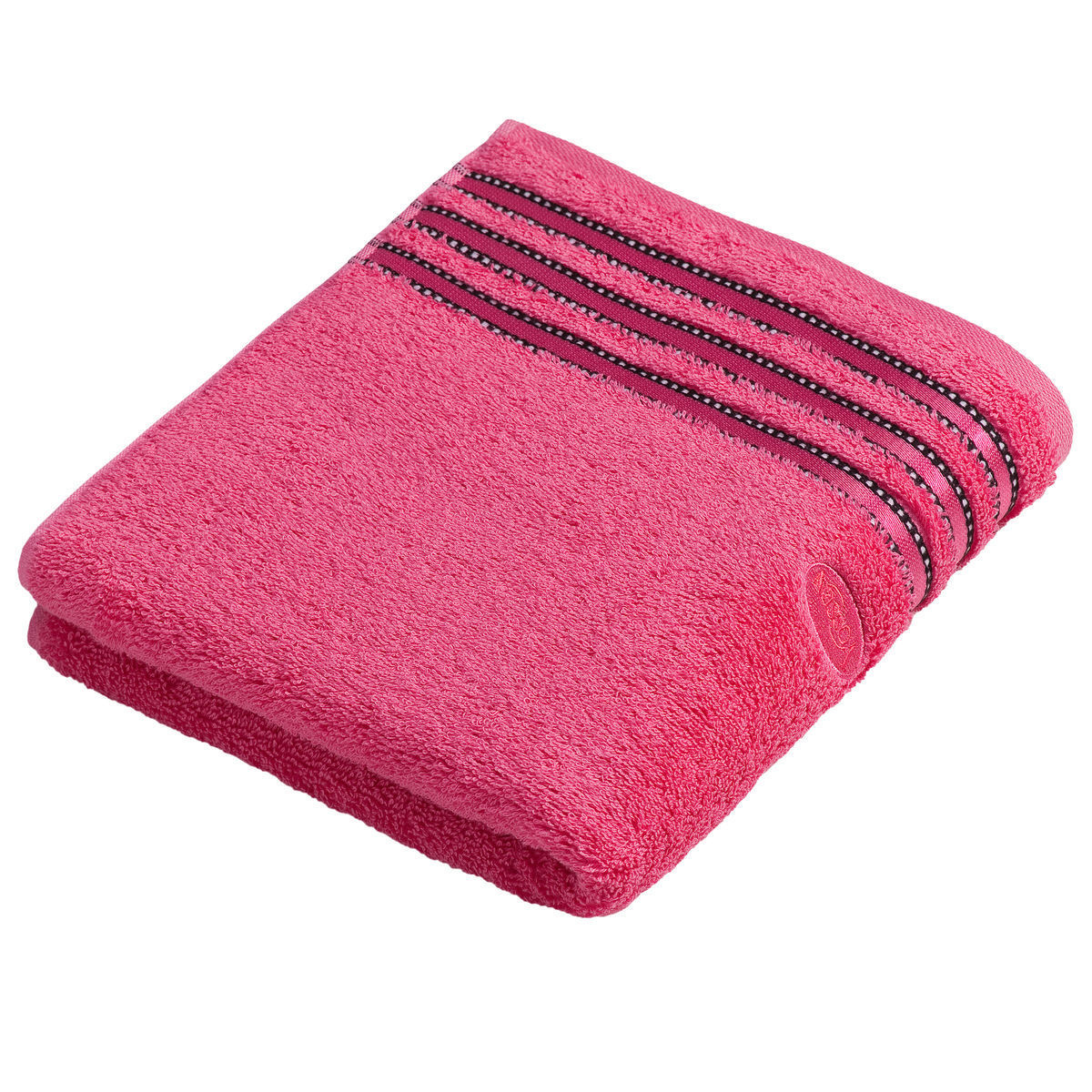 Полотенца Полотенце 30x30 Vossen Cult de Luxe rosy pink elitnoe-polotentse-cult-de-luxe-rosy-pink-ot-vossen-avstriya-50x100-1.jpg