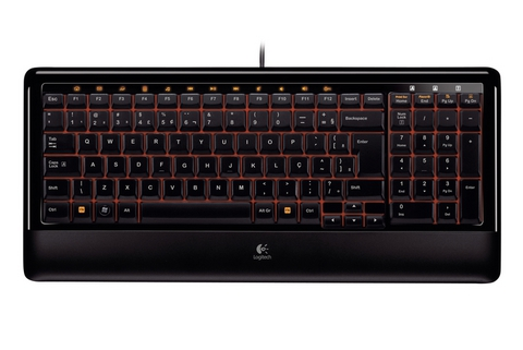 LOGITECH Compact Keyboard K300 (rus)