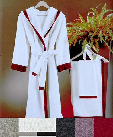 Элитный халат махровый Miguel от Timas