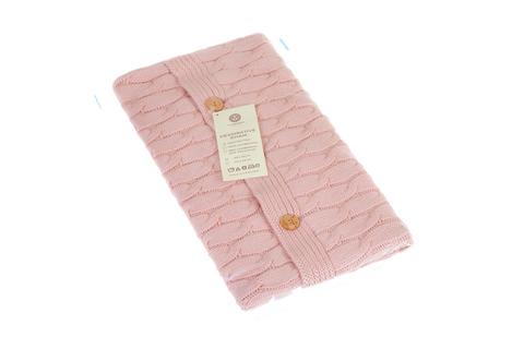 Наволочка декоративная 40х40 Luxberry Imperio 22 розовая