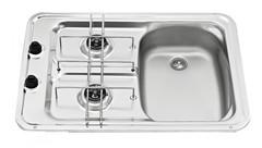 Варочная газовая панель с раковиной Dometic SMEV MO917R