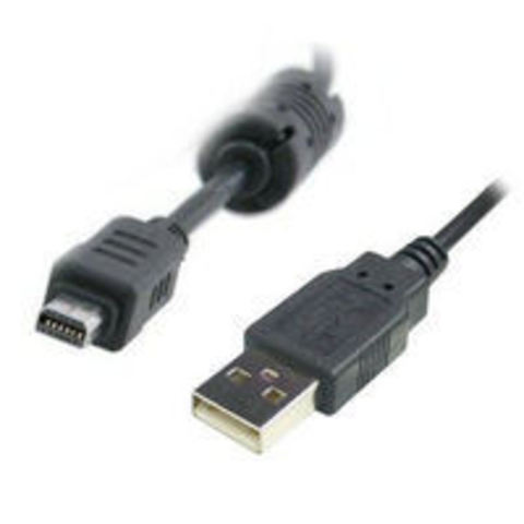 USB Cable for Olympus CB-USB6