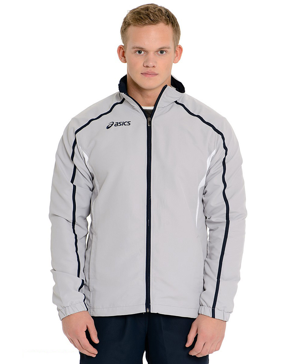 Костюм спортивный Asics Suit Event мужской светло-серый