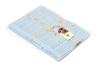 Элитный плед детский Lux 37 голубой от Luxberry