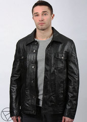 Куртка Кожаная Мужская Dolce Gabbana
