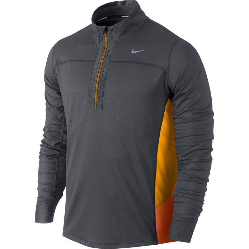 Футболка Nike Technical LS HZ /Рубашка беговая