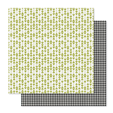 Лист двухсторонней бумаги Sleight