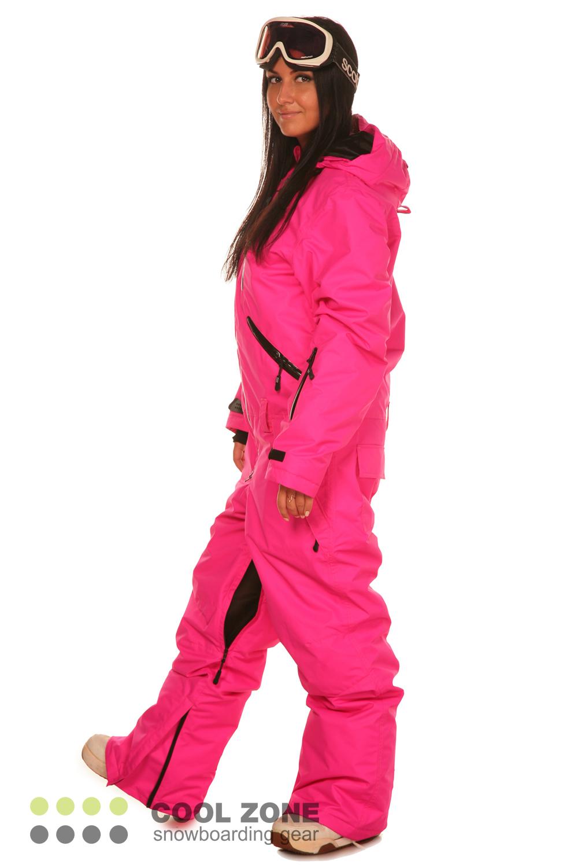 Сноубордический комбинезон женский Cool Zone 2222