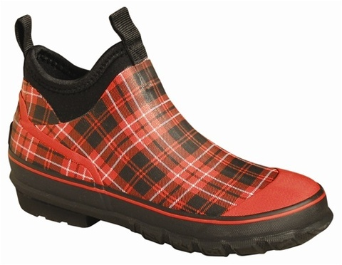 Ботинки Marsh Mid Red (Baffin)