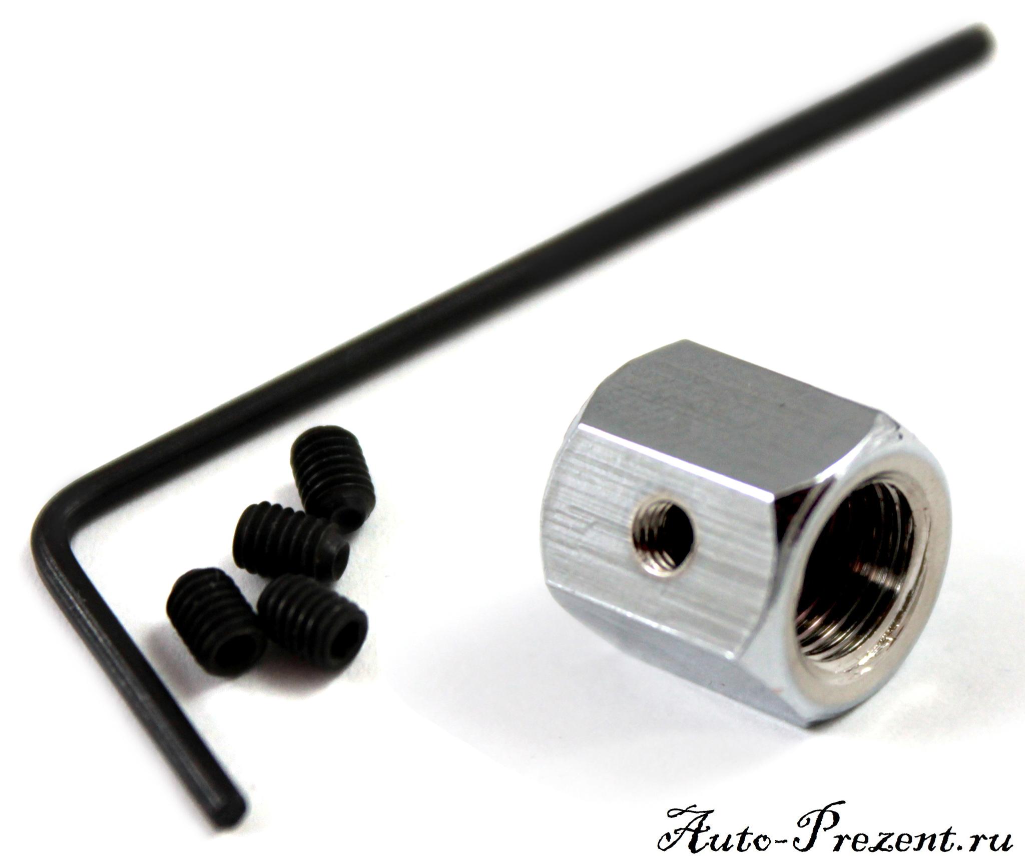 Колпачки на ниппель NISSAN с защитой от кражи