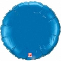 F 18 Круг Синий