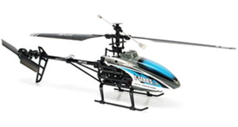 Радиоуправляемый вертолет MJX i-Heli Shuttle F46/F646 с гироскопом (код: MJX-F46)