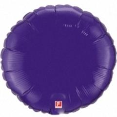 F 18 Круг Фиолетовый