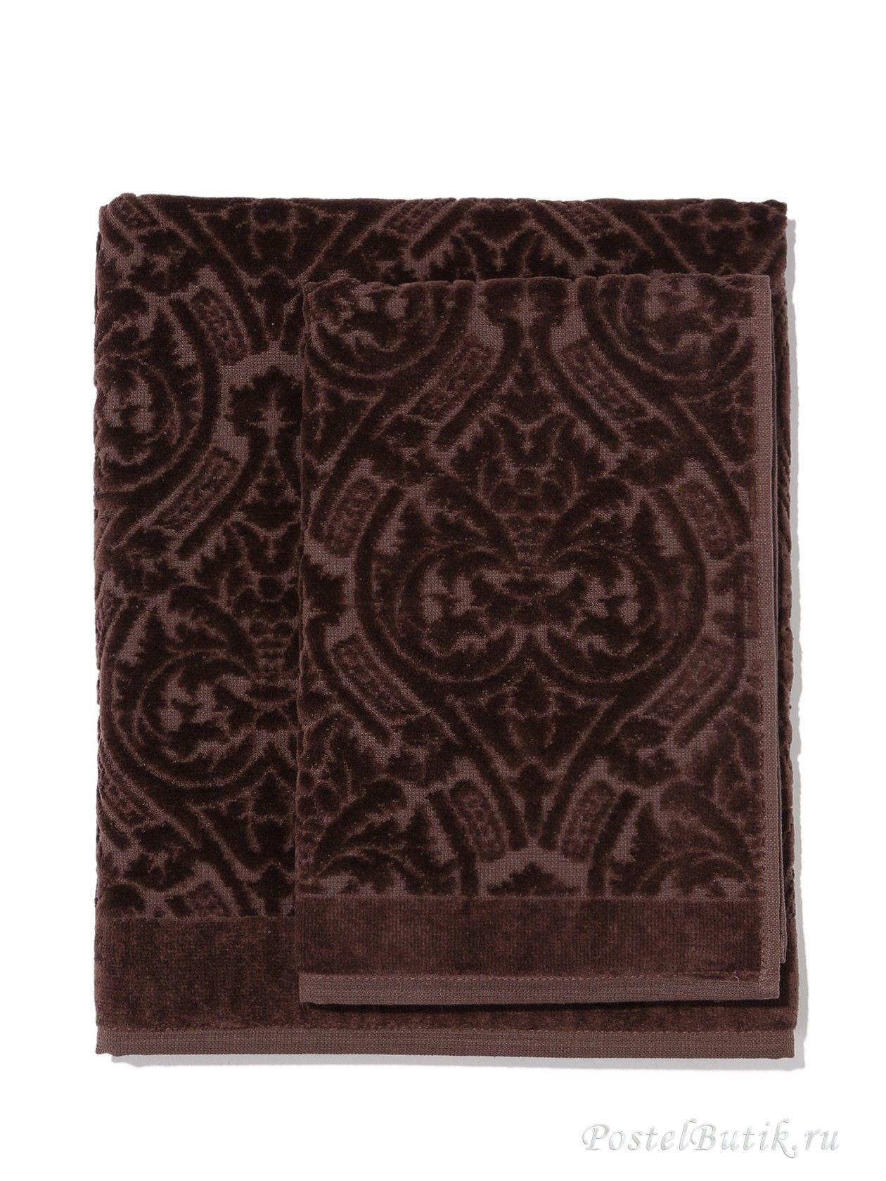 Наборы полотенец Набор полотенец 2 шт Roberto Cavalli Damasco коричневый elitnie-polotentsa-damasco-korichnevie-ot-roberto-cavalli-italiya-komplekt.jpg