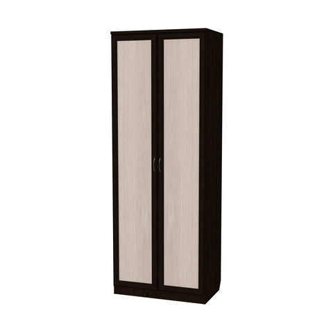 Шкаф для белья со штангой и полками (Гарун-101)