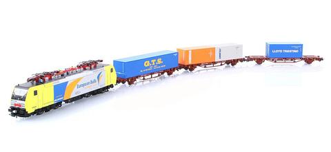 PIKO 57182 Стартовый набор моделей железных дорог