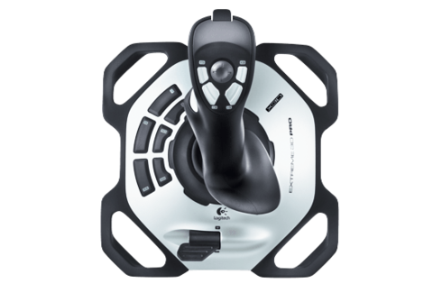 LOGITECH Extreme 3D Pro [87313]