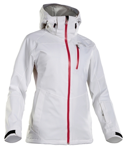 Горнолыжная куртка 8848 Altitude Theia белая