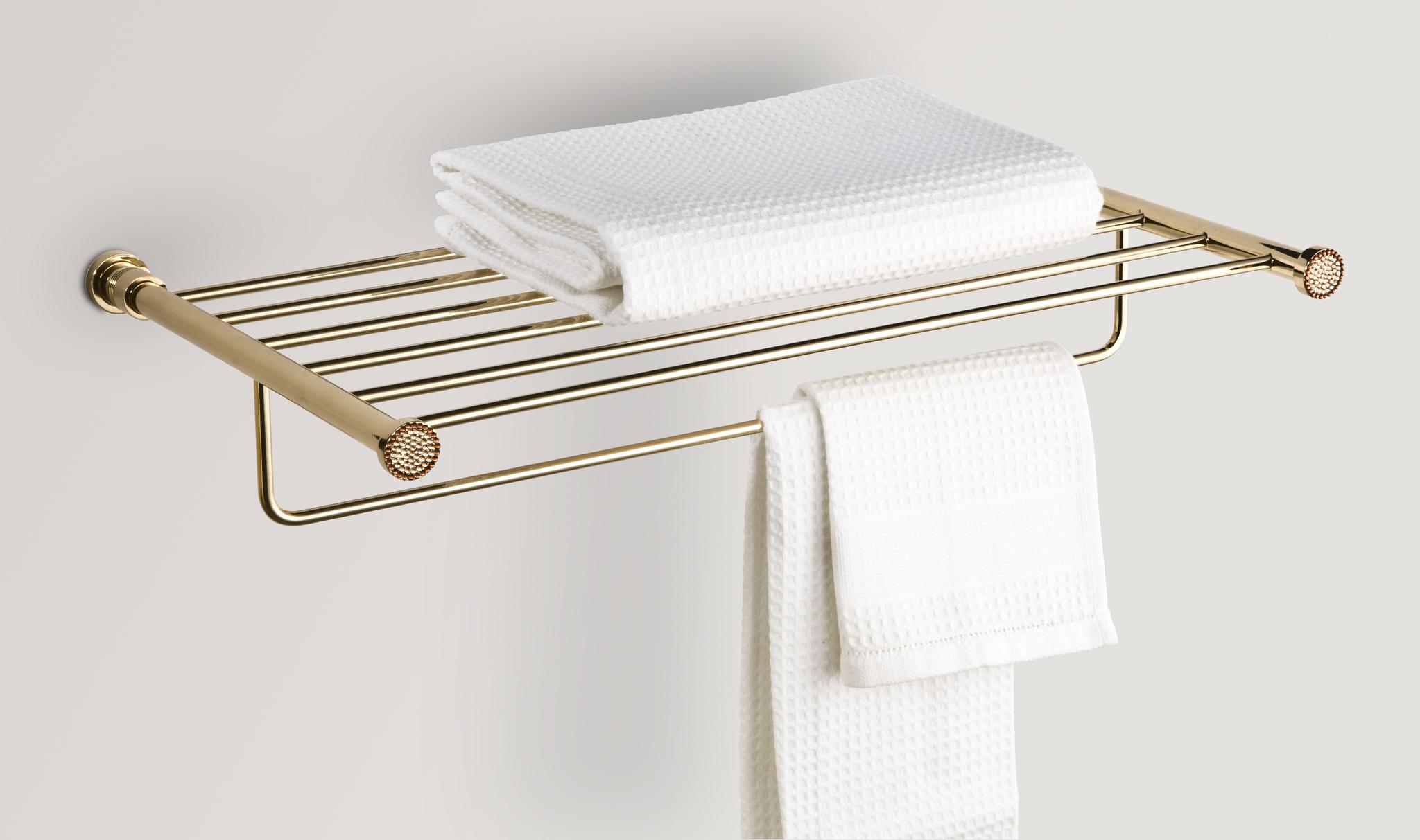 Держатели для ванной Полка для полотенец Windisch 85560O Starlight polka-dlya-polotenets-85560-starlight-ot-windisch-ispaniya.jpg