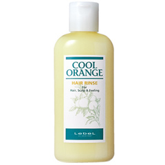 Бальзам-ополаскиватель Холодный апельсин Hair rinse Cool orange