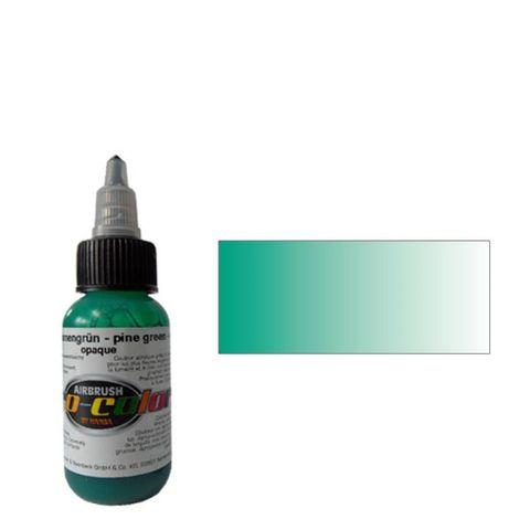 60017 Краска для аэрографии Pro-Color Pine Green (ЗЕЛЕНАЯ СОСНА) 30мл. укрывистый
