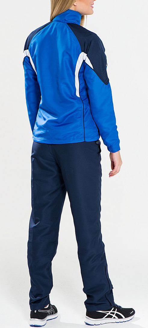 Женский спортивный костюм ASICS SUIT AURORA синий (T654Z5 4350) фото