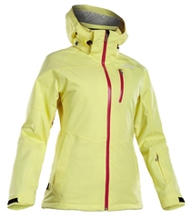 Горнолыжная куртка 8848 Altitude Theia желтая