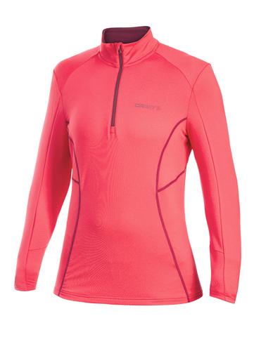 1902875/2477 Толстовка пуловер Craft Lightweight женская розовый